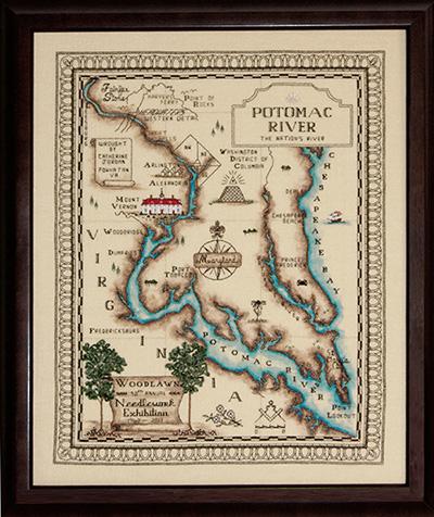 Jordan River map web